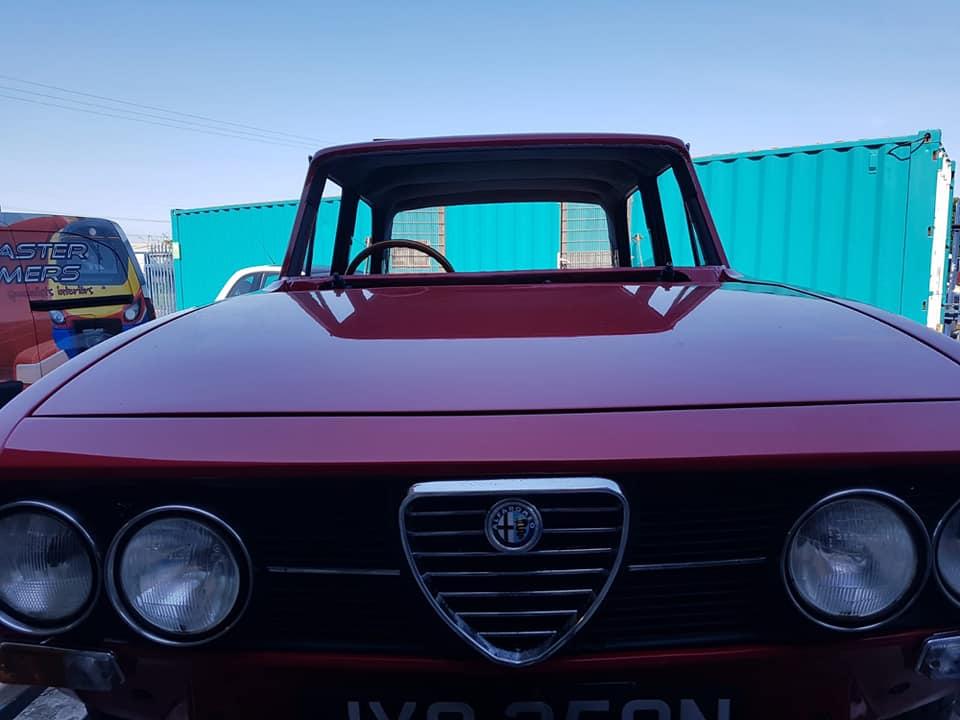 Nice Alfa!